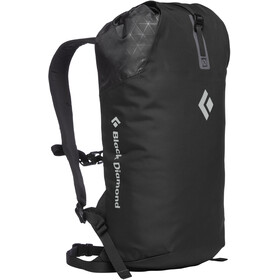 Black Diamond Rock Blitz 15 Kletterrucksack black